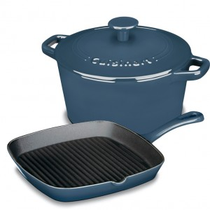 Pots & Pans Cast Iron