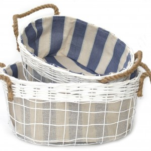 Baskets, Chargers & Trays