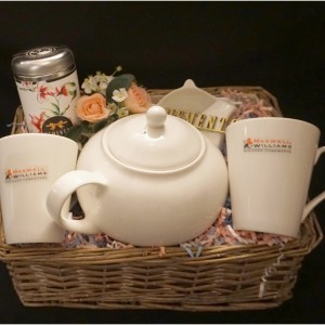 Gift Baskets - Teas & Coffees