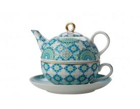 11705 Isfara tea for 1 blue 300ml