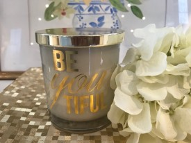 11235 THE LOVE COLLECTION- BEAUTIFUL CANDLE