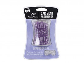 19689 WOODWICK CAR VENT FRESHENER LAVENDER SPA