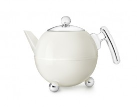 7735 Teapot bella ronde white