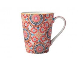 11686 Isfara mug bukhara red 360ml