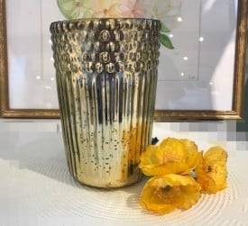 11293 GOLD CITRINE CANDLE 40.5OZ